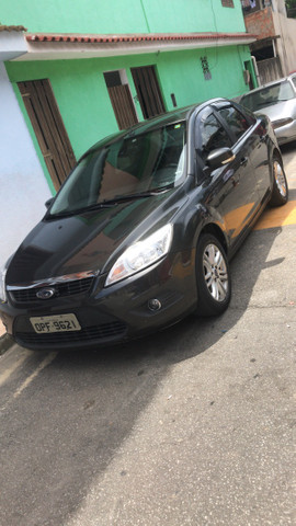 Ford focus nave