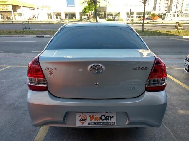 Toyota ETIOS X Sedan 1.5 Flex 16V 4p Aut. - Foto 5