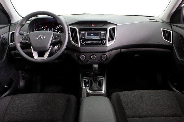 Hyundai Creta 1.6 ACTION Flex Aut. 6M - 2021<br><br> - Foto 5