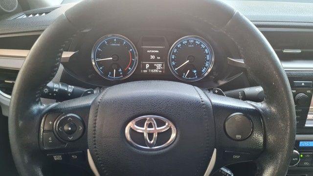 Corolla Xei 2.0 Automático Top de linha  - Foto 9