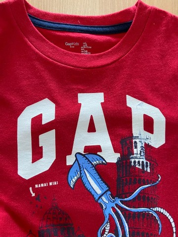 Camiseta GAP original