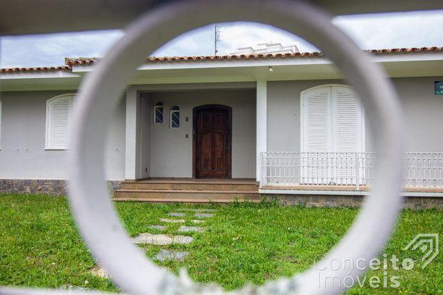Casa para alugar com 4 dormitórios em Jardim carvalho, Ponta grossa cod:393230.001 - Foto 8