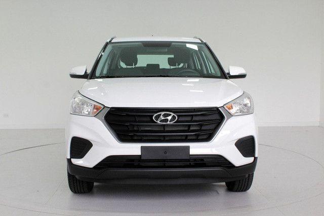 Hyundai Creta 1.6 ACTION Flex Aut. 6M - 2021<br><br> - Foto 3