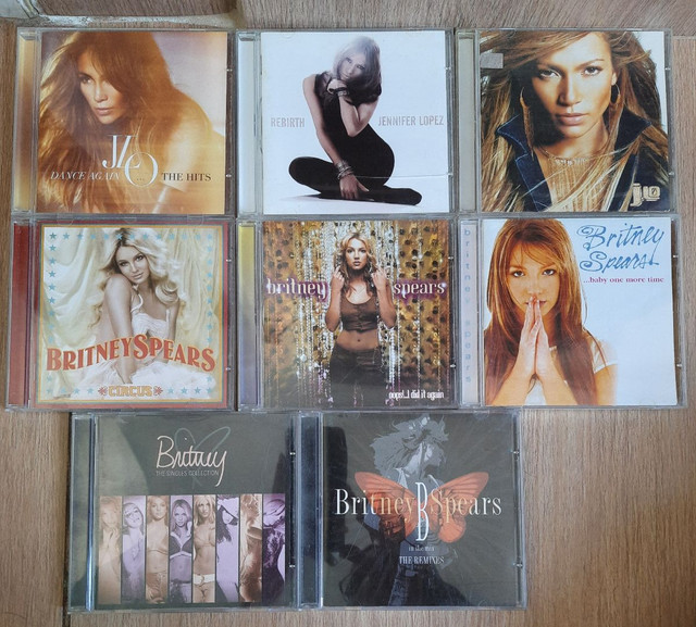 [CDs ORIGINAIS] JENNIFER LOPEZ