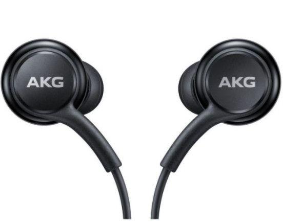 Fone de ouvido Intra Auricular Preto Samsung AKG (12 meses garantia e está lacrado) - Foto 6