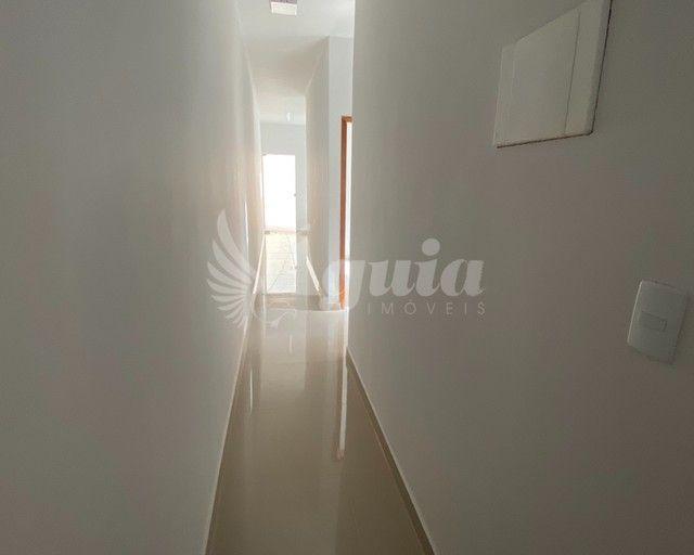 Casa térrea com 3 quartos e quintal no Setor Santo Hilário - Foto 9