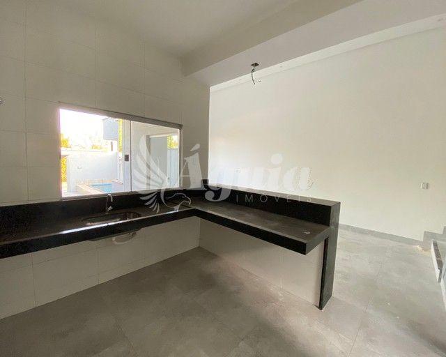 Casa com 3 quartos, piscina e área gourmet - Vila Pedroso, Goiânia - Foto 9