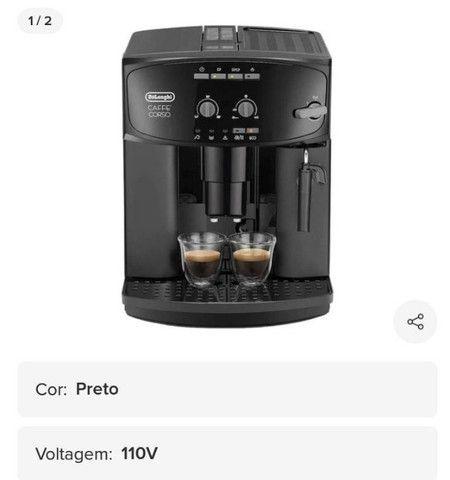 Cafeteira Espresso Delonghi Esam 2600 Cafeteira Moí Grão