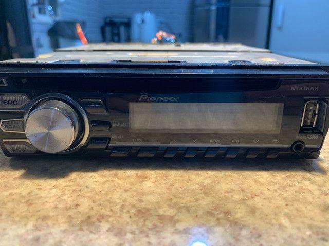 Vende se rádio pioneer mixtrax - Foto 2