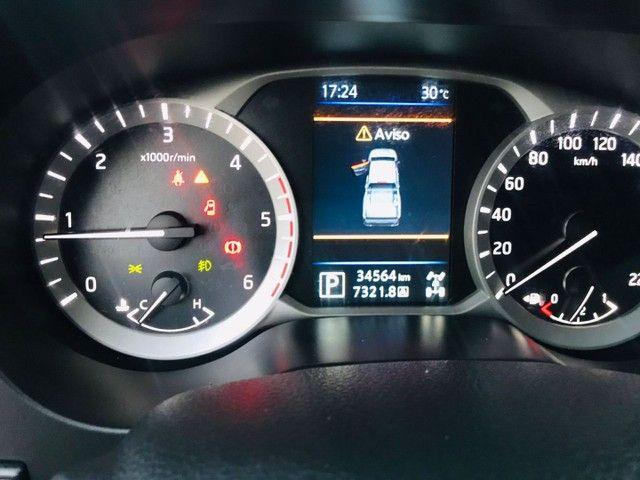 Frontier attack 2020/2020 4X4 turbo diesel, apenas 34.000km único dono - Foto 8