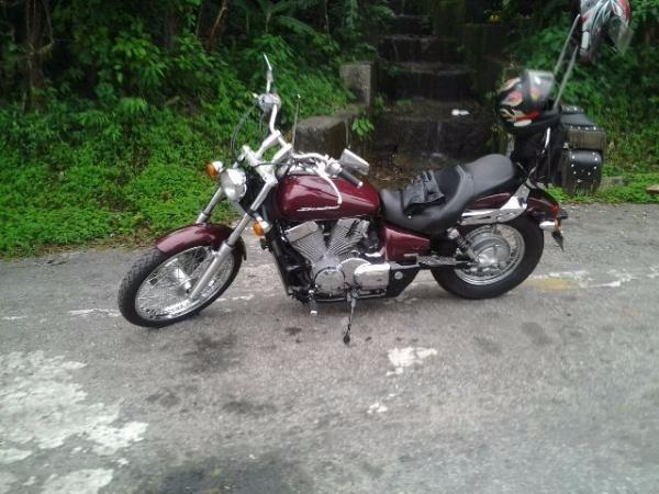 HONDA SHADOW 750 ANO 2011