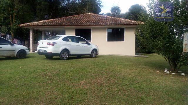 Agudos do Sul - Casa 180,00 m² lote 900,00 m² CA0042