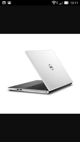 Notebook DELL core I3 - NOVO