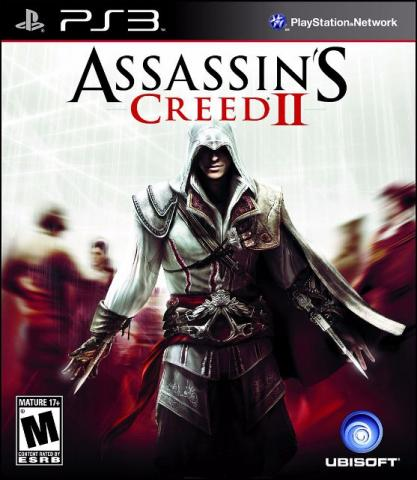 Assassin's Creed II PlayStation 3 PS3