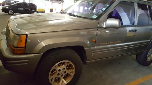 Jeep Grand Cherokee Limited V8 5.2L 1997