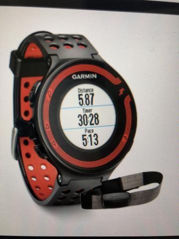 Relógio Corrida Garmin Forerunner 220 com cinta cardíaca cc5c13eea4290