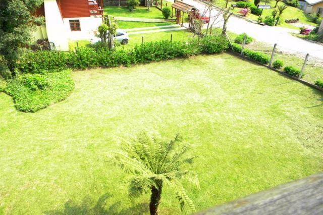 Terreno residencial à venda, tirol, gramado - te0243. - Foto 14