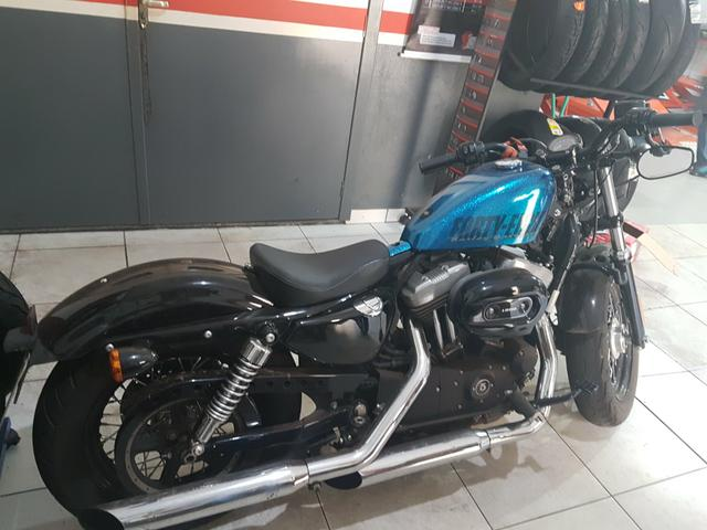 Harley Forty-eight 2014/2015