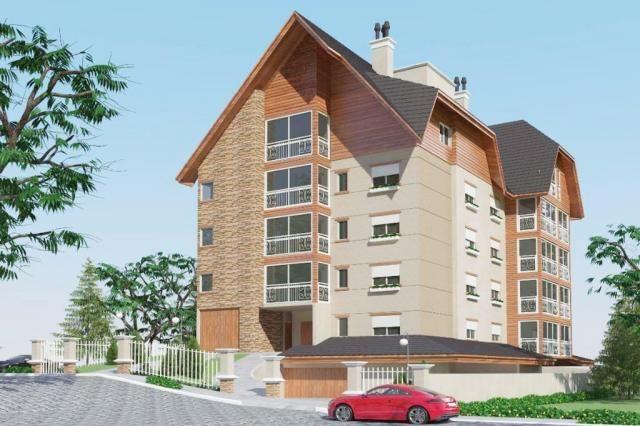 Apartamento residencial à venda, centro, gramado.