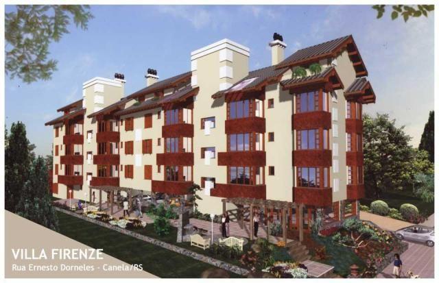 Apartamento à venda, 153 m² por r$ 820.000,00 - centro - canela/rs