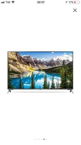 Smart TV LED 43 LG 4K/Ultra HD