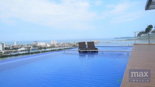 Apartamento para alugar com 1 dormitórios em Centro, Itajaí cod:6381 - Foto 9