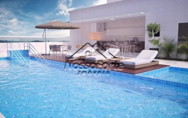 Lançamento Apartamento no Boqueirão em Praia Grande - Foto 2