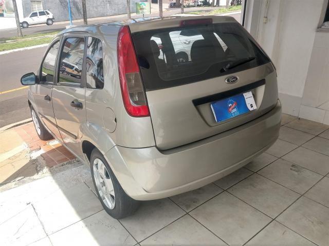Ford Fiesta Hatch 1.0 Flex c/ Hidráulica *Apenas R$990,00 Entrada + 48x R$499,00 - Foto 5