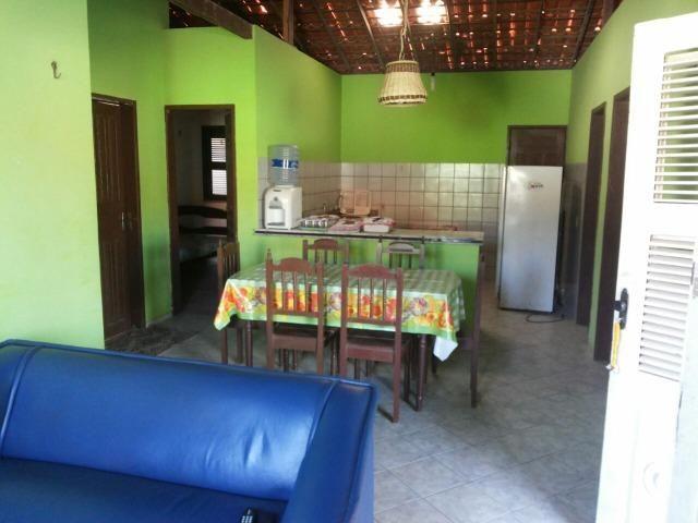 Casa na Praia do Coqueiro, Luis Correia-PI 4 quartos