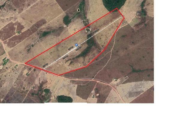 Vendo Sitio / Chácara 72 hectares, Pecuária ou lavoura, Casa, energia, Agua, Nobres - Foto 2