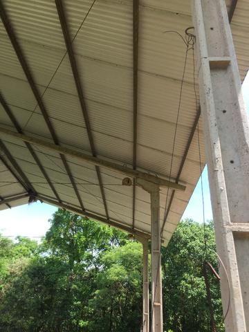 Barracão Pre- Moldado em Concreto Armado - Foto 5