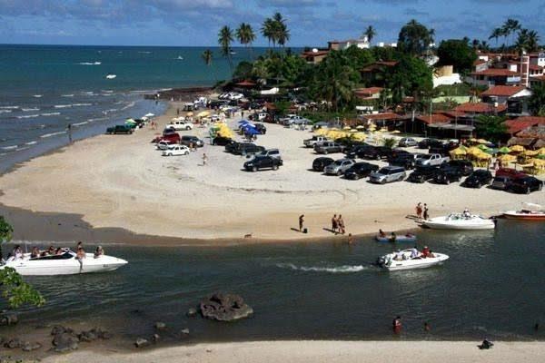 Vendo Terreno na Praia Barra de Maxaranguape - Foto 2