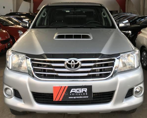 Toyota Hilux SRV 3.0 Diesel 4x4