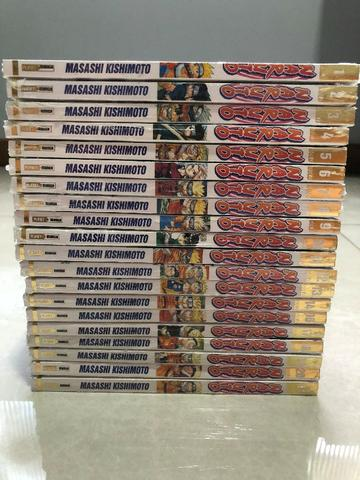 Mangá Naruto Gold - Diversos Volumes - Foto 3