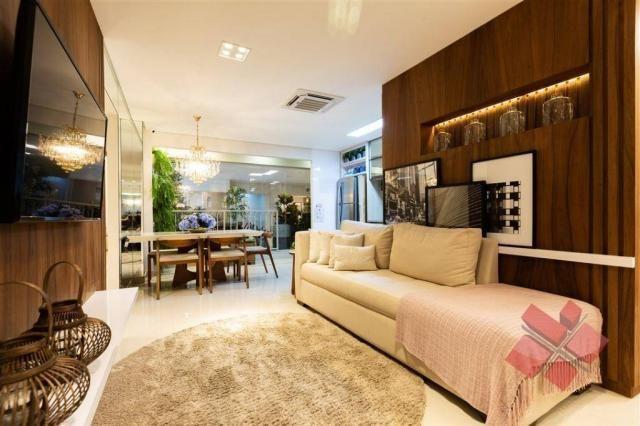 Apartamento com 2 ou 3 Quartos, 63 e 76 m² - Setor Pedro Ludovico - Goiânia/GO - Foto 10