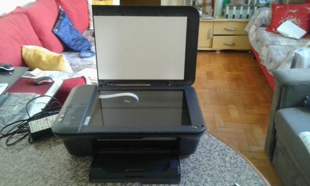 Impressora Multifuncional HP 2050 - Foto 3