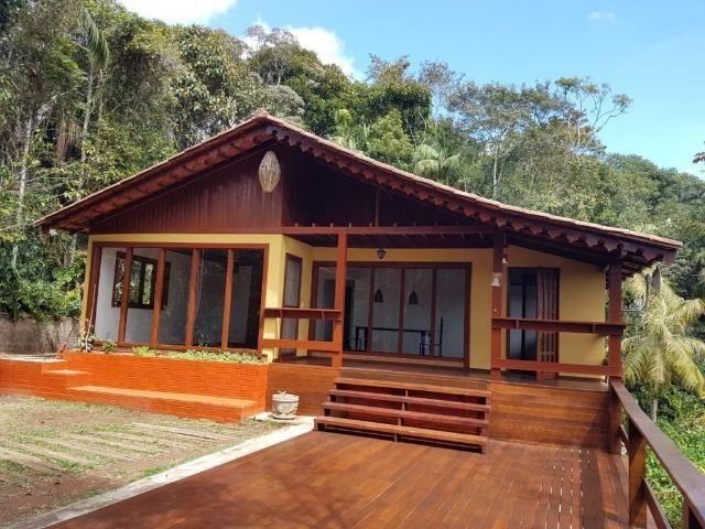 Casa 4 QTS sen do 1 suite em Condomínio Fechado em Domingos Martins - Foto 3