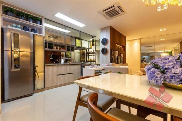 Apartamento com 2 ou 3 Quartos, 63 e 76 m² - Setor Pedro Ludovico - Goiânia/GO - Foto 13