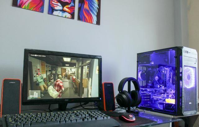 [VENDIDO] PC Gamer i5, GTX 950 2GB, 8GB RAM, SSD 240, HD 1TB