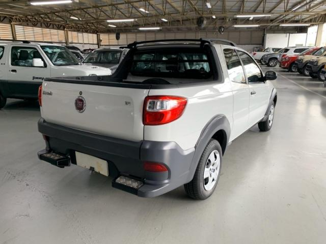 FIAT  STRADA 1.4 MPI WORKING CD 8V FLEX 2014 - Foto 2