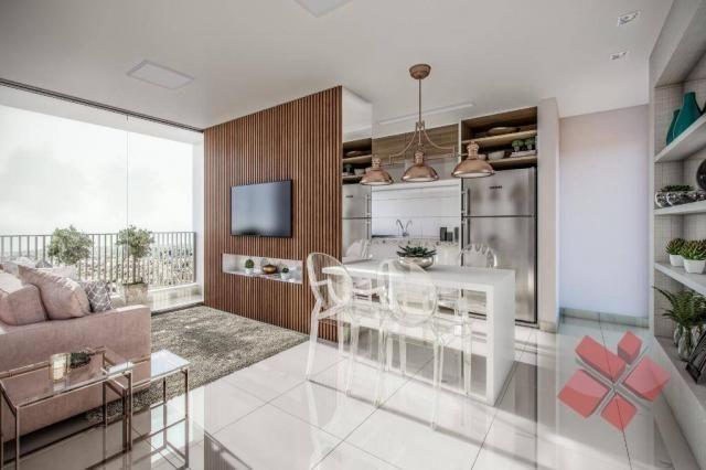 Apartamento com 2 ou 3 Quartos, 63 e 76 m² - Setor Pedro Ludovico - Goiânia/GO - Foto 12