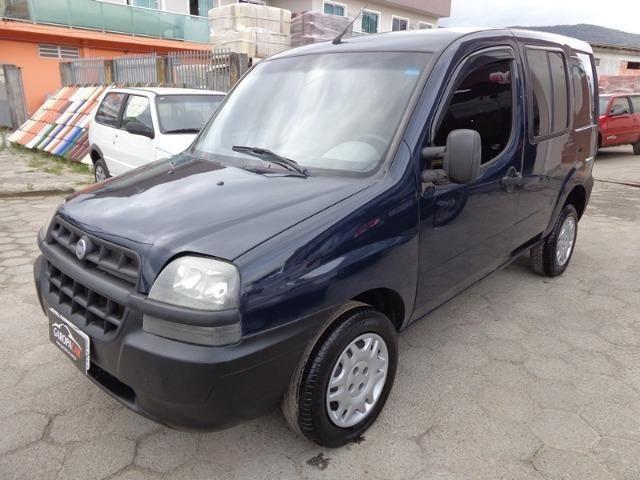 Fiat - Doblo 1.8 Cargo -2007 - Foto 3