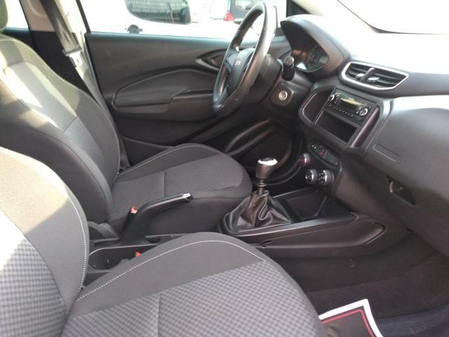 Onix LT completo abaixo tabela pneus okm air bag abs revisado garantia - Foto 10