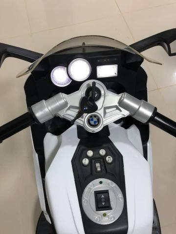 Vende-se Moto Elétrica BMW (pouco uso) - Foto 4