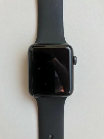Apple Watch Series 3 42mm GPS + Pulseira De Aço + 2 Películas Skinomi - Foto 2