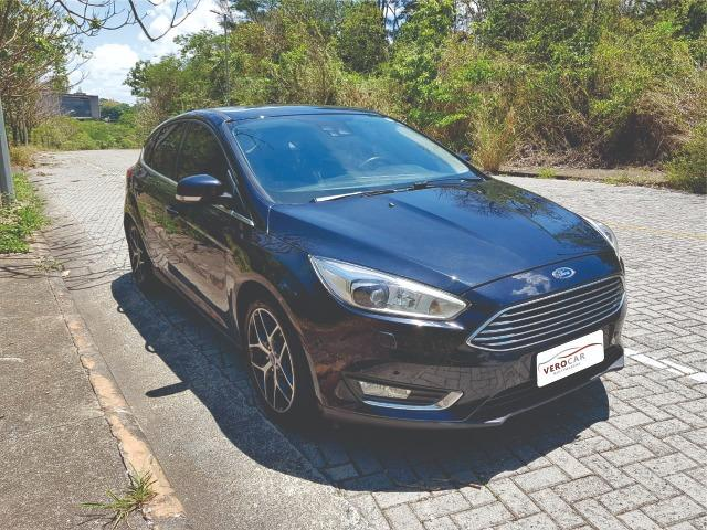 Ford Focus Hatch Titanium Plus 2016