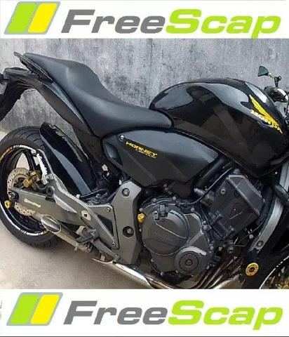Escapamentos ponteira para todas as motos em inox fabricação própria - Foto 4
