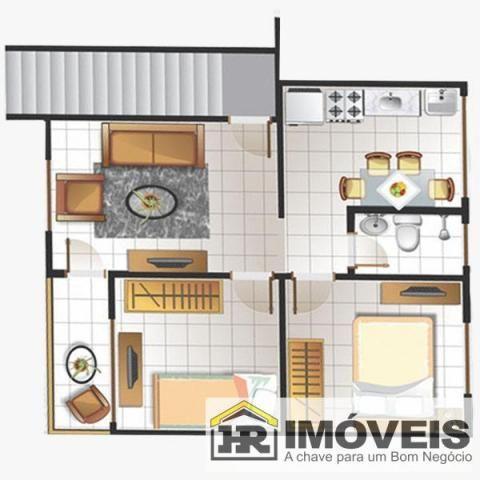 Apartamento para venda em teresina, santo antonio, 2 dormitórios, 1 banheiro, 1 vaga - Foto 4