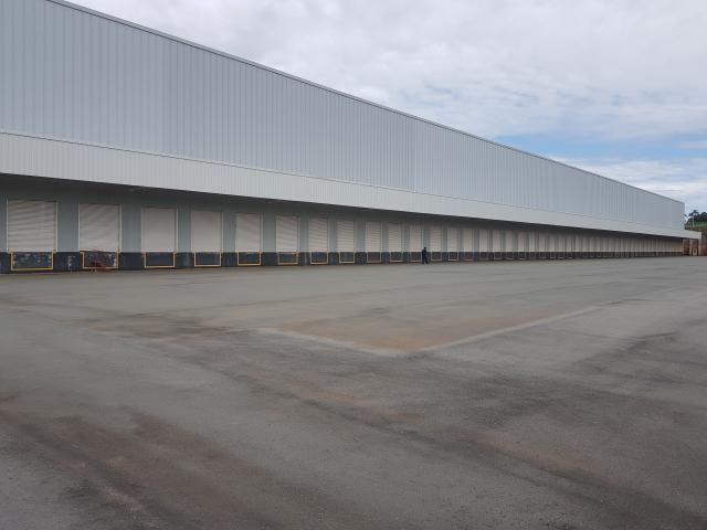 CD Distribuidor modulado Polo JK Santa Maria-DF, Habite-se concedido, Área de 25.000m², Te