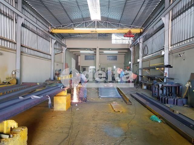 Galpão/depósito/armazém para alugar em Daniel fonseca, Uberlândia cod:571406 - Foto 8